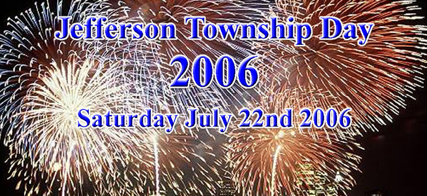 Jefferson Township Day 2006