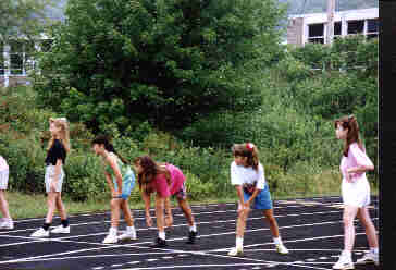 Image of Relay Races